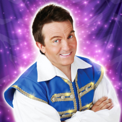 Bradley Walsh as Buttons in Cinderella