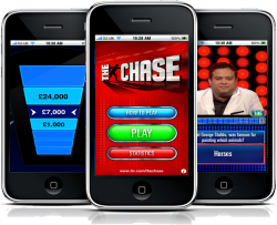 The Chase iPhone iPad App Out Now